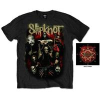 Slipknot Come Play Dying Mens T-Shirt (XX-Large)