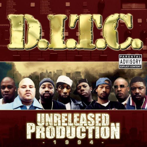 D I T C  - Unreleased Production 1994 (CD)