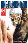 One-Punch Man Vol. 04 - One (Paperback)
