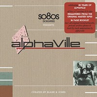 Alphaville - So80s Presents (Curated By Blank & Jones) (CD) - Cover