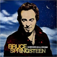 Bruce Springsteen - Working On a Dream (CD) - Cover