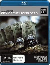 City of the Living Dead (Region A Blu-ray) - Cover