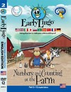 Early Lingo Numbers & Counting At the Farm Part 2 (Region 1 DVD)