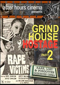 Grindhouse Hostage Collection 2 (Region 1 DVD) - Cover