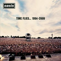 Oasis - Time Flies 1994-2009 (CD) - Cover