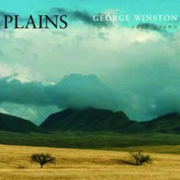 George Winston - Plains (CD) - Cover