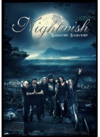 Nightwish - Showtime Storytime (CD) - Cover
