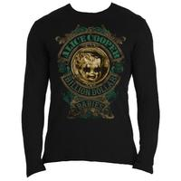 Alice Cooper Billion Dollar Babies Crest Long Sleeve (Small) - Cover