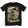 Avenged Sevenfold Germany Mens Black T-Shirt (X-Large)