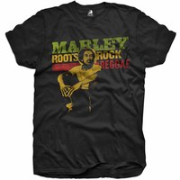Bob Marley Roots, Rock, Reggae Youth 7-8 (Large) - Cover