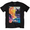 Bring Me The Horizon Painted Mens Black T-Shirt (Large)