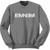 Eminem logo Youth Sweatshirt 3-4 (Small) - Cover