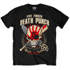Five Finger Death Punch Zombie Kill Mens T-Shirt (Small)