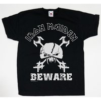 Iron Maiden Beware Youth 3-4 (Small) - Cover