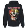 Iron Maiden Final Frontier Big Head Mens Hoodie (Large)