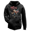 Iron Maiden The Trooper Mens Hoodie (Small)