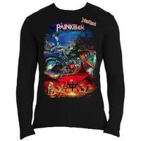 Judas Priest Painkiller Long Sleeve Shirt (Medium) - Cover