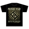 Machine Head Locust Diamond Tonefield Mens T-Shirt (Large)