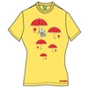Moomins Little My ? Umbrellas Ladies daisy T-Shirt Small (Small)