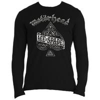 Motorhead Ace of Spades Long Sleeve Shirt (Small) - Cover
