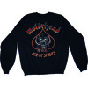 Motorhead Ace Of Spades Vintage Men Black Sweatshirt (Medium)
