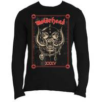 Motorhead Anniversary (Propaganda) Long Sleeve Shirt (X-Large) - Cover