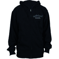 Motorhead Bad Magic Mens Zip Black Hoodie (Small) - Cover