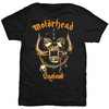 Motorhead Mustard Pig Mens Black T-Shirt (X-Large)