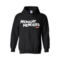 One Direction Midnight Memories Hoody Black (Large) - Cover