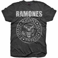 Ramones Presidential Seal Youth 3-4 (Small) - Cover