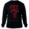 Slayer Repentless Crucifix Mens Black Sweatshirt (Small)