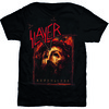 Slayer Repentless Rectangle Mens Black T-Shirt (Small)
