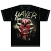 Slayer Skull Clench Mens T-Shirt (Small)