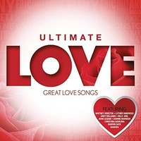 Various Artists - Ultimate - Love (CD) - Cover
