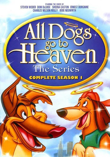 All Dogs Go to Heaven: Complete Season One (Region 1 DVD)