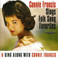 Connie Francis - Sings Folk Song Favorites / Sing Along With Connie (CD) - Cover