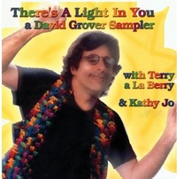 David Grover - There's a Light In You (CD) - Cover