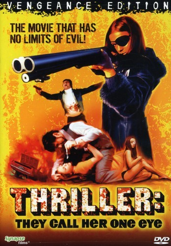 Thriller: They Call Her One Eye (Region 1 DVD)