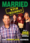 Married With Children: The Complete Series (Region 1 DVD) Cover