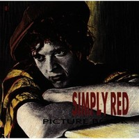 Simply Red - Picture Book (CD) - Cover