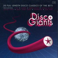 Disco Giants 1 / Various (CD) - Cover