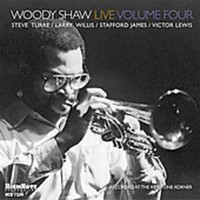 Woody Shaw - Woody Shaw Live 4 (CD) - Cover