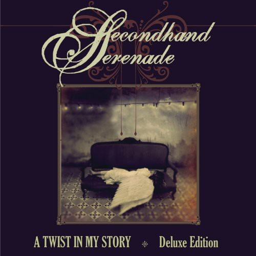 Secondhand Serenade - Twist In My Story (CD)