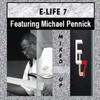 E-Life 7 - Miked up (Feat. Michael Pennick) (CD)