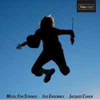 Isis Ensemble - Music For Strings (CD) - Cover