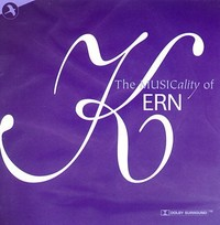 Jerome Kern - Musicality of Kern (CD) - Cover