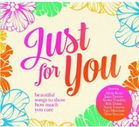 Various Artists - Just For You (CD) - Cover