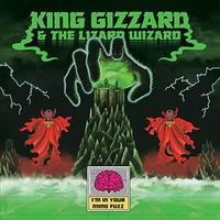 King Gizzard & the Lizard Wizard - I'M In Your Mind Fuzz (CD)