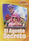 Lazy Town - El Agente Secreto-Temporada 1-CD 5 (Region 1 DVD)