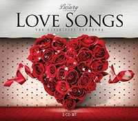 Luxury Collection Love Songs / Various (CD) - Cover